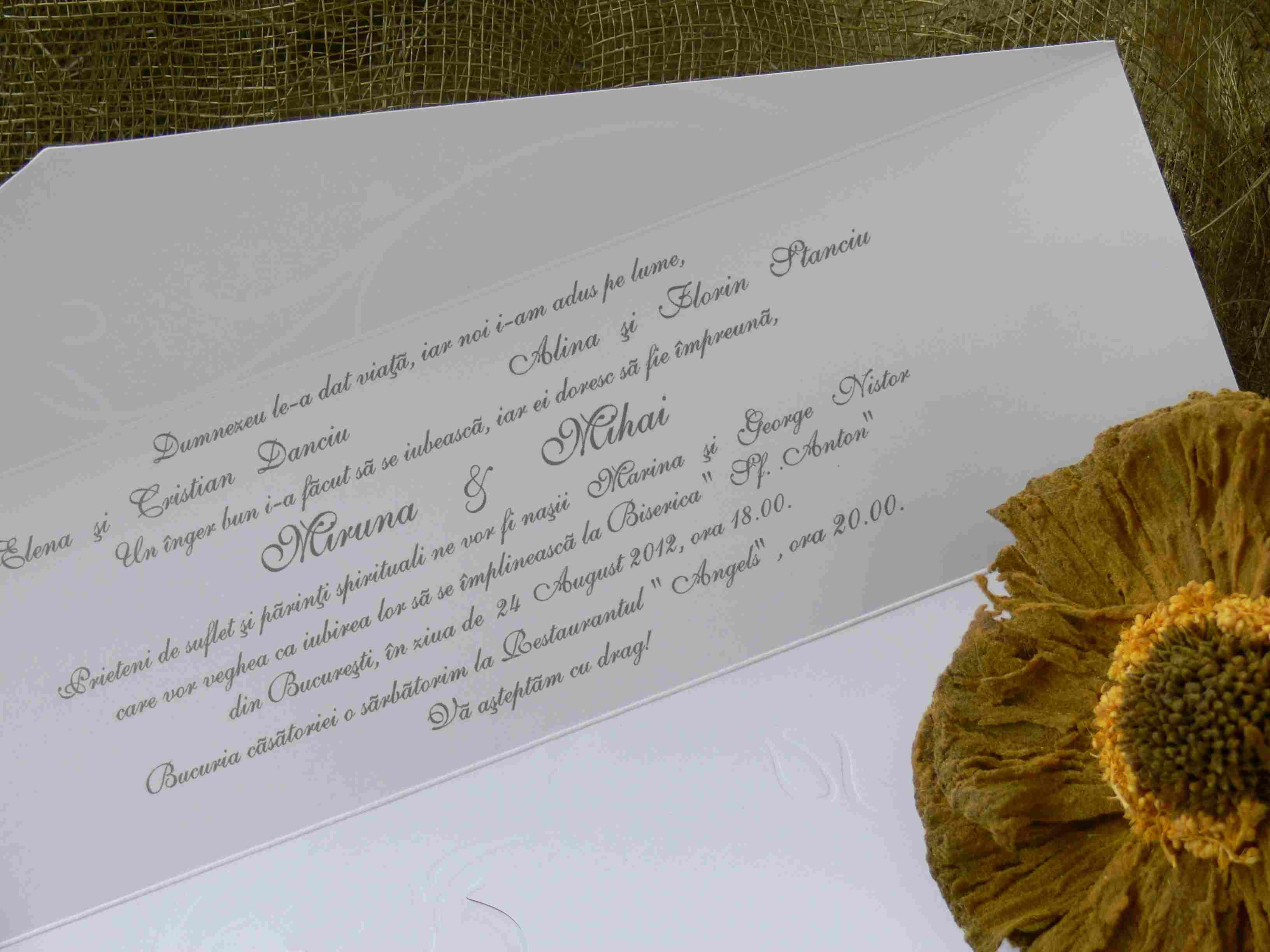 invitatie de nunta 70716