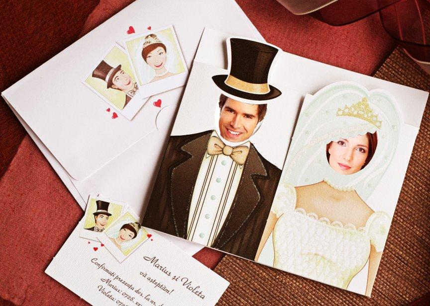 invitatie nunta 32407