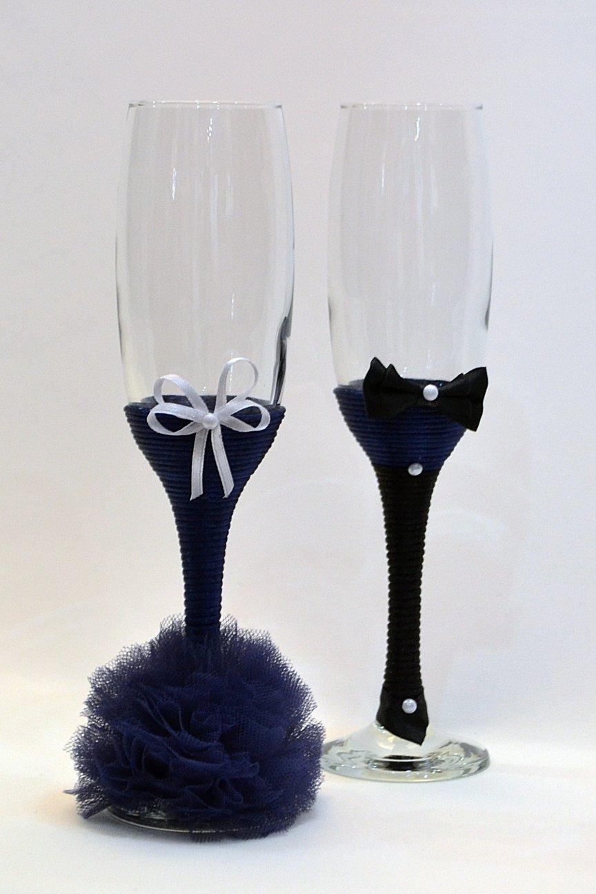 Pahare Tull bleumarin