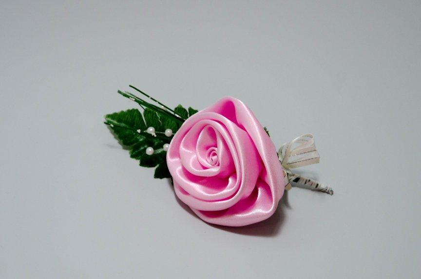 Floare nunta S Roz
