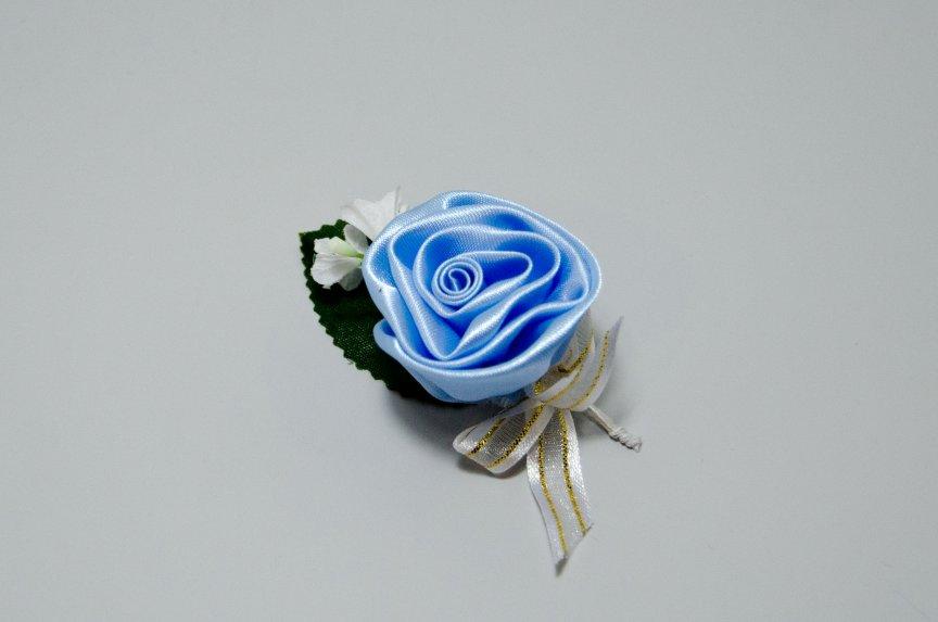 Floare nunta F Bleu