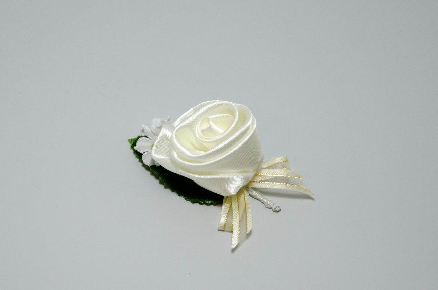 Floare nunta F Crem