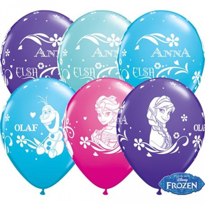 Set Baloane Frozen