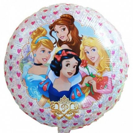 Balon Folie Printese Disney 45 cm
