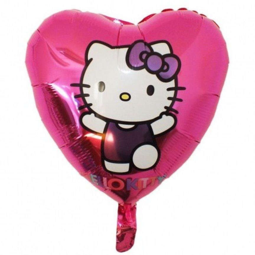 Balon Hello Kitty 45 cm