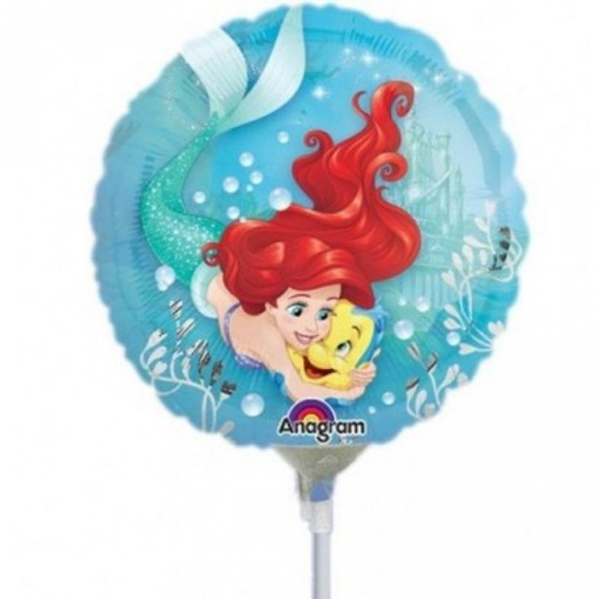 Balon Ariel Dream Big - 23 cm