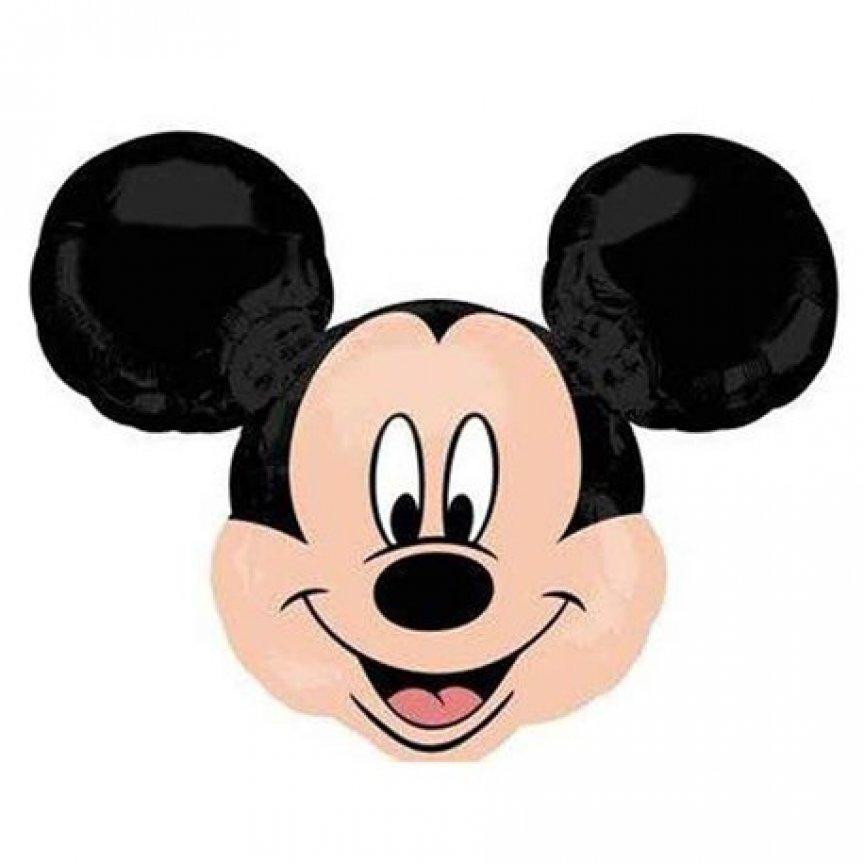 Balon-cap Mickey - 24cm