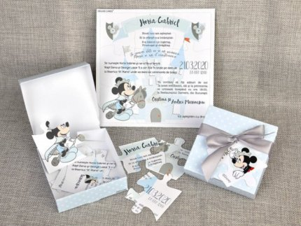 invitatie botez disney 15707