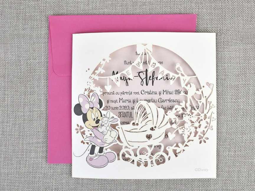 invitatie botez disney 15709