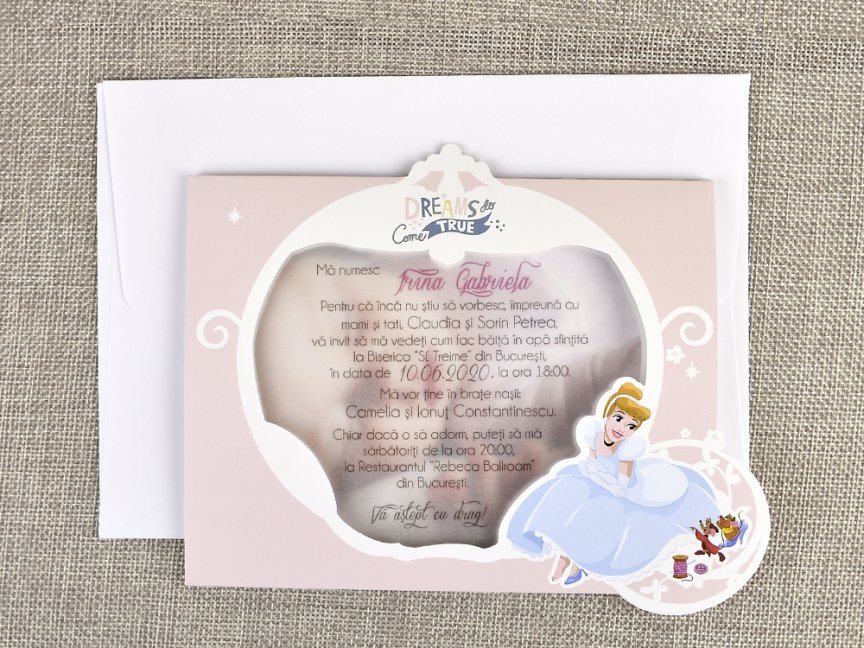 invitatie botez disney 15713