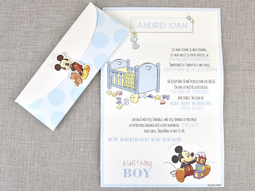 invitatie botez disney 15719