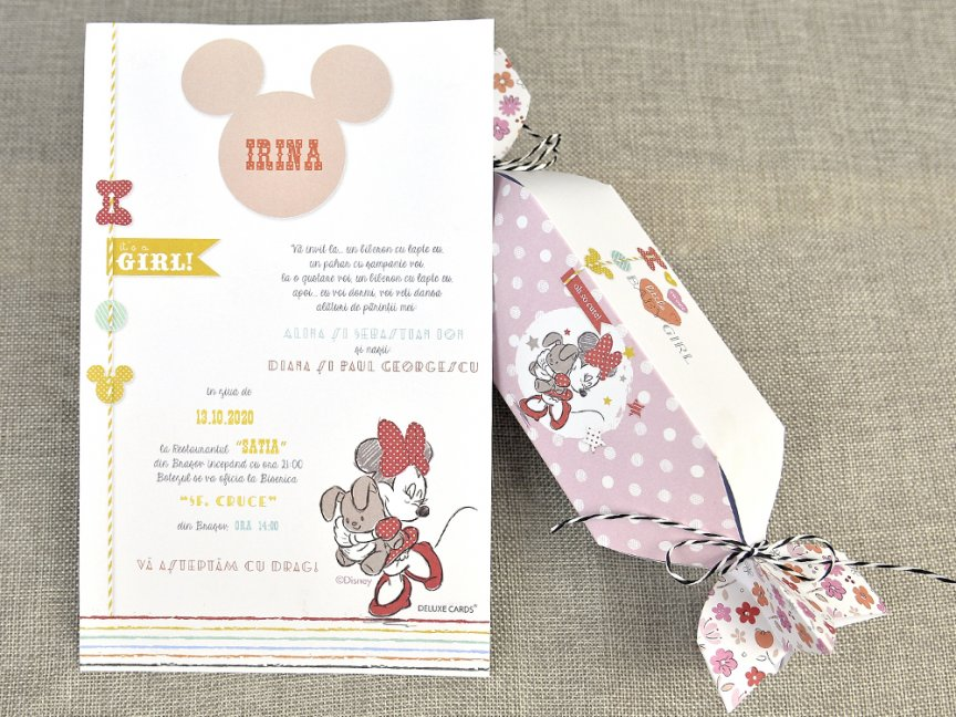 invitatie botez disney 15720