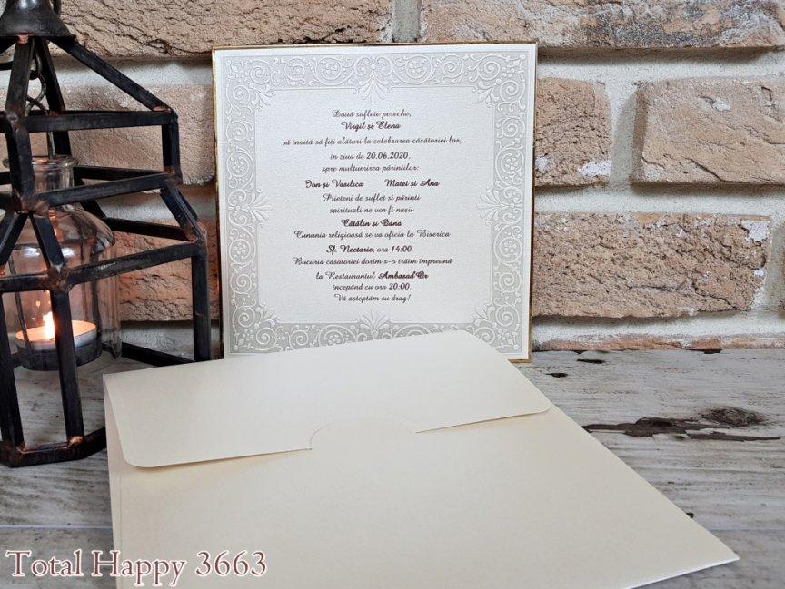 invitatie de nunta 3663