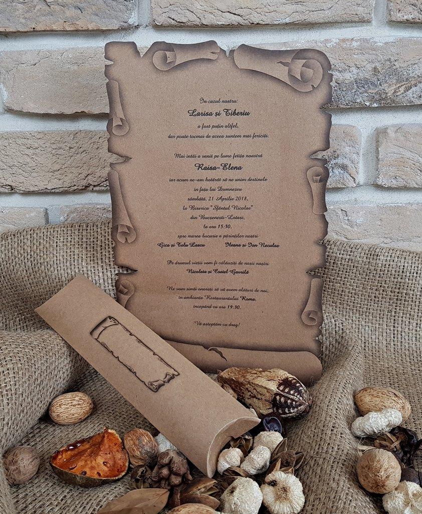 invitatie de nunta 2468
