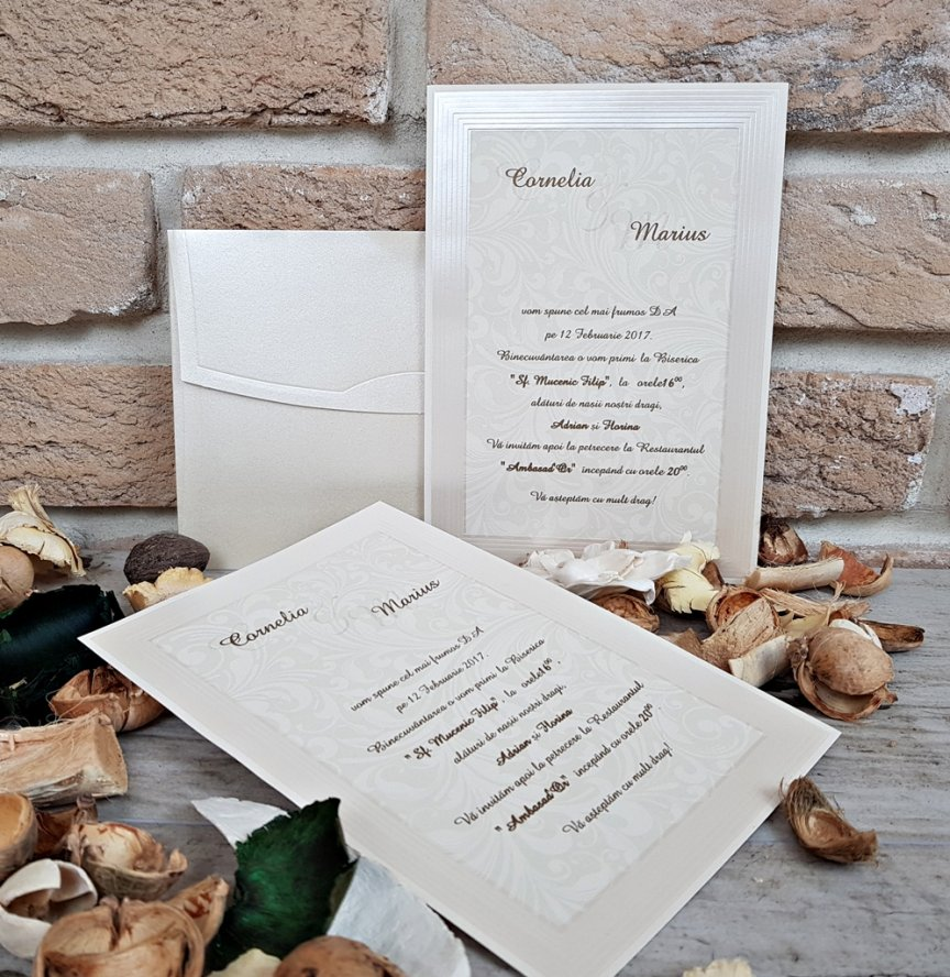 invitatie de nunta  2684