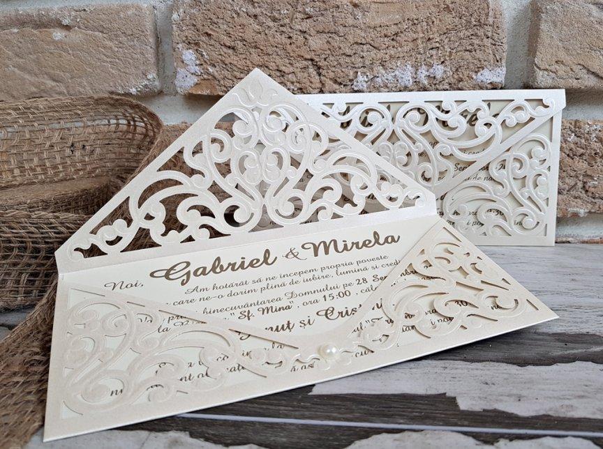 invitatie de nunta 2732