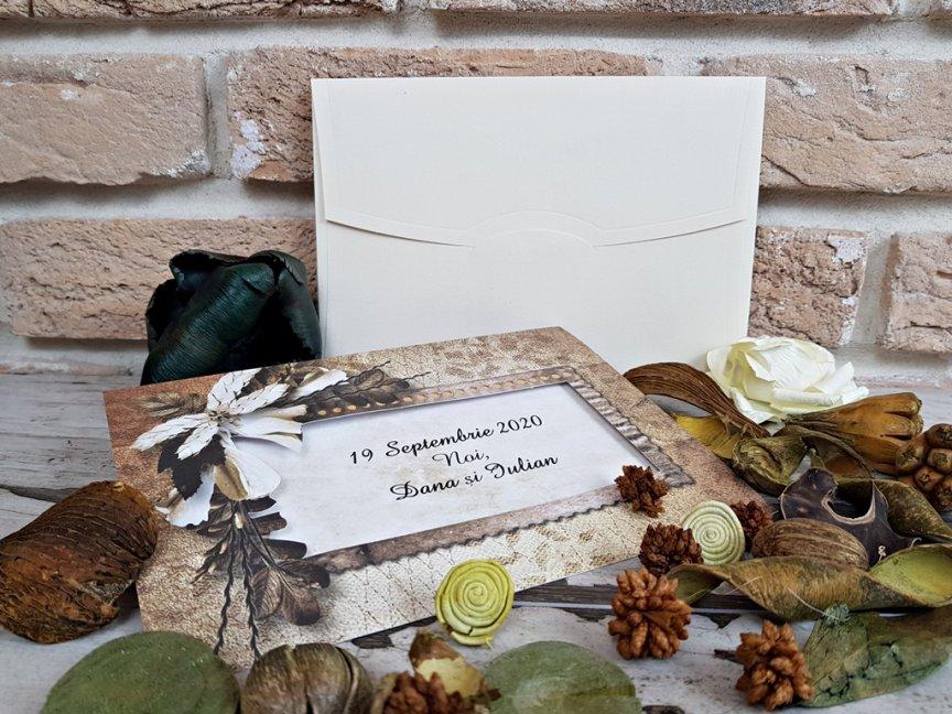 invitatie  de nunta 2737