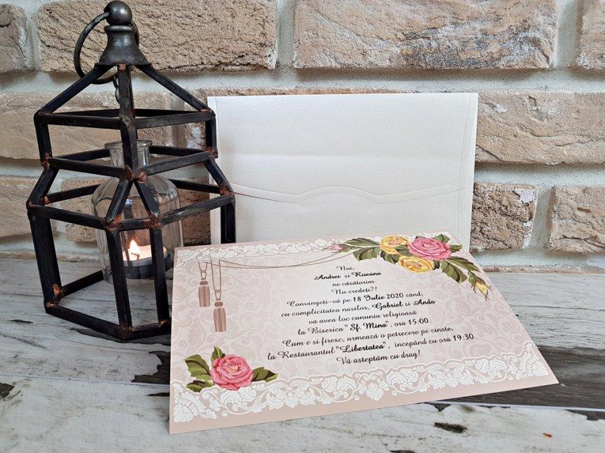 invitatie de nunta 2744