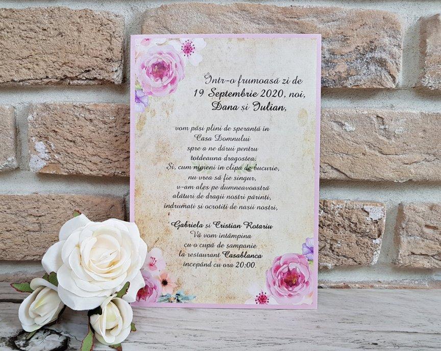 invitatie de nunta 2746