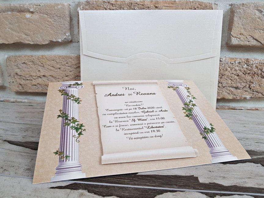 invitatie de nunta 2749