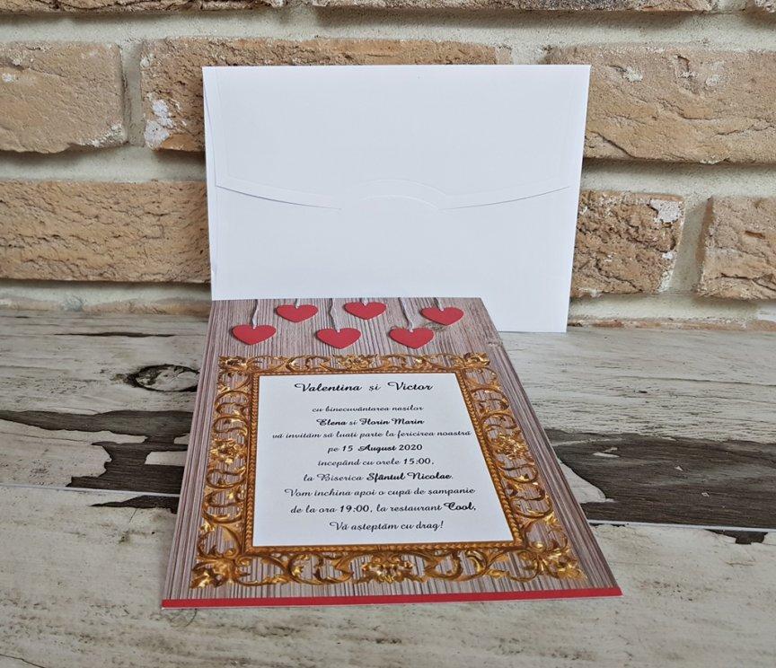 invitatie de nunta 2788