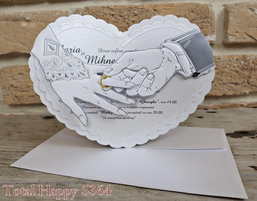 invitatie de nunta 5364