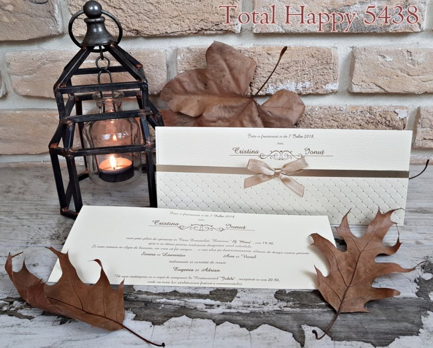 invitatie de nunta 5438