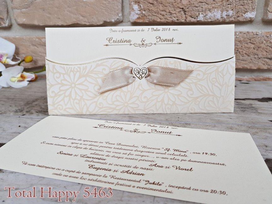 invitatie de nunta 5463