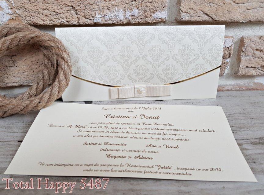 invitatie de nunta 5487
