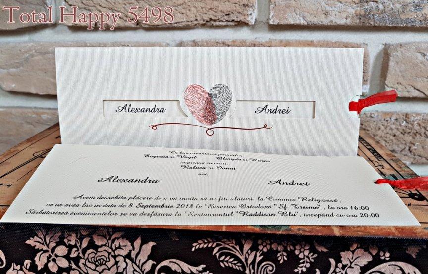 invitatie de nunta 5498