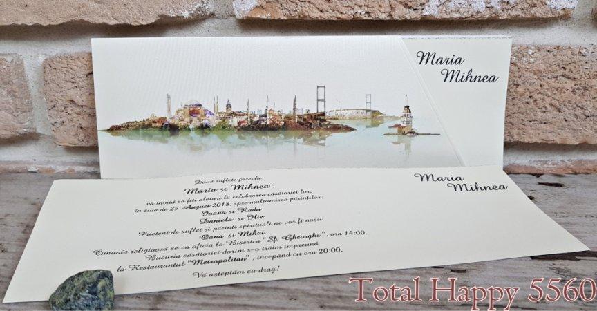 invitatie de nunta 5560