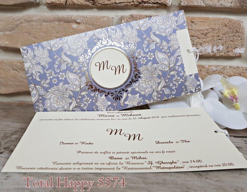 invitatie nunta 5574