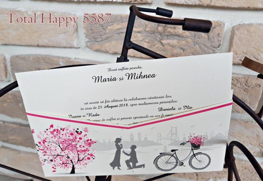 invitatie de nunta 5587
