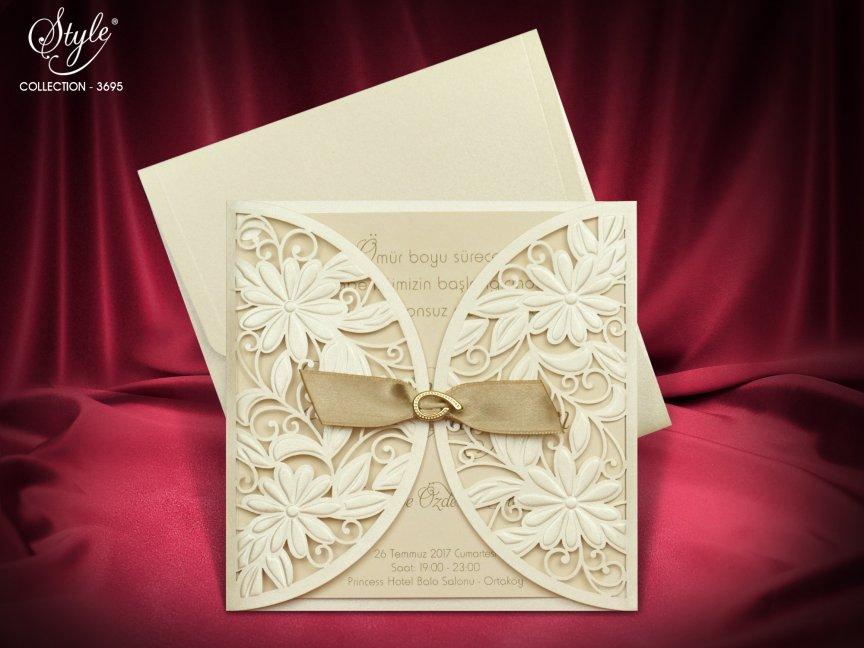 invitatie de nunta 3695