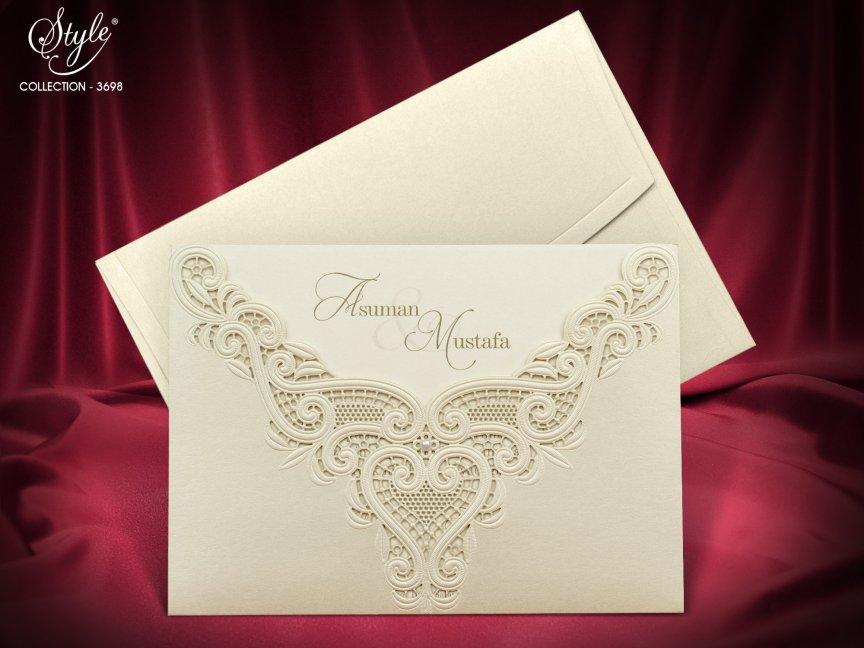 invitatie de nunta 3698