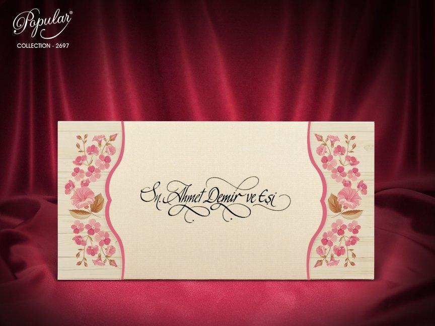 invitatie de nunta 2697