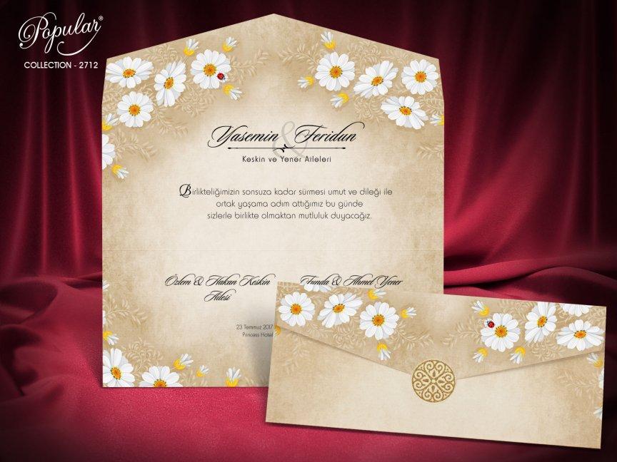 Invitatie De Nunta 2712